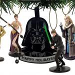Star Wars Return of the Jedi 7 pc. Ornament Set