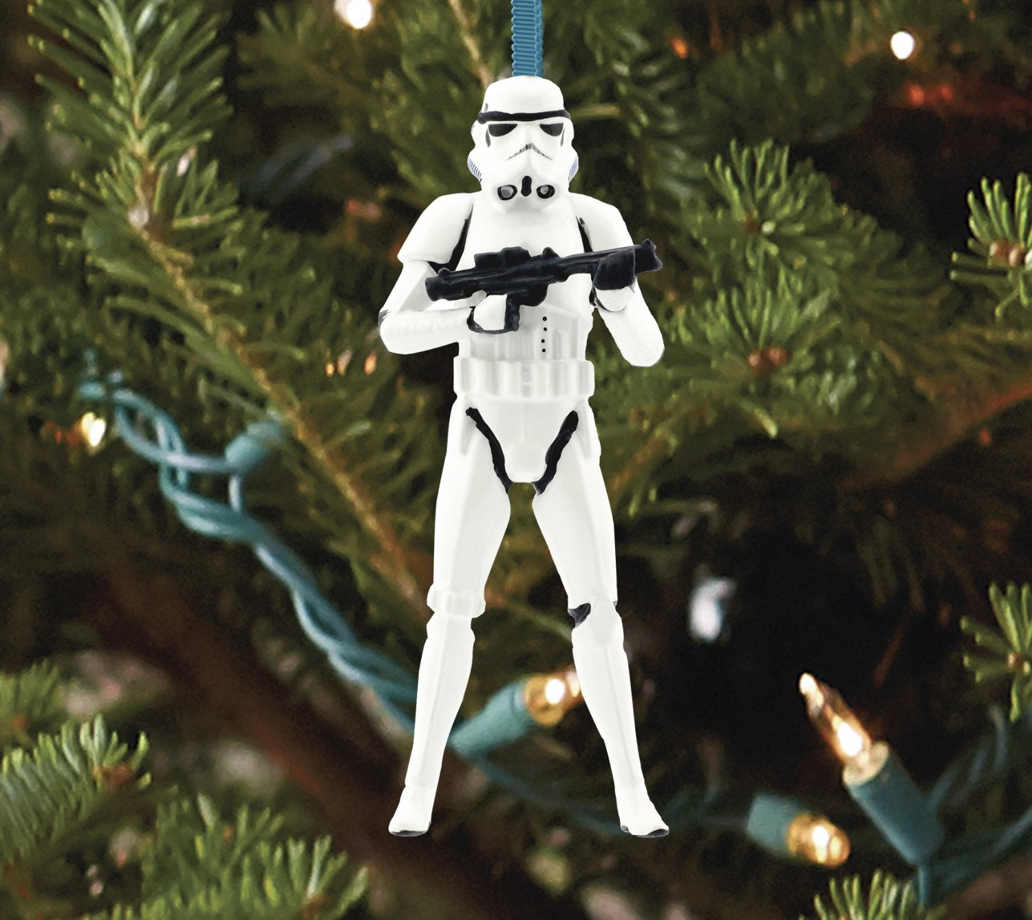 Star Wars Storm Trooper Christmas Ornament