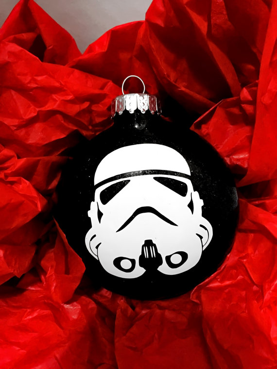 Star Wars Stormtrooper Ornaments