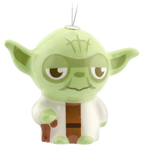 Star Wars Yoda Ornament