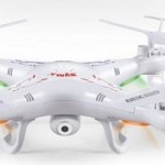 Syma X5C RC Quadcopter Drone with HD Camera 01