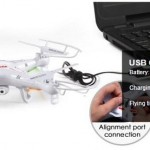 Syma X5C RC Quadcopter Drone with HD Camera 02