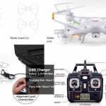 Syma X5C RC Quadcopter Drone with HD Camera