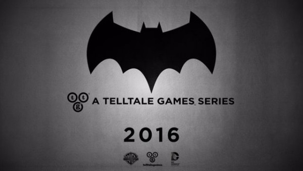Telltale Games Batman