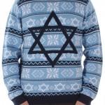 The Night Before Hanukkah Sweater