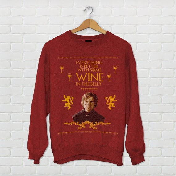 Tyrion Ugly Christmas Sweater