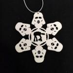 Vader AT-AT Inspired Acrylic Snowflake
