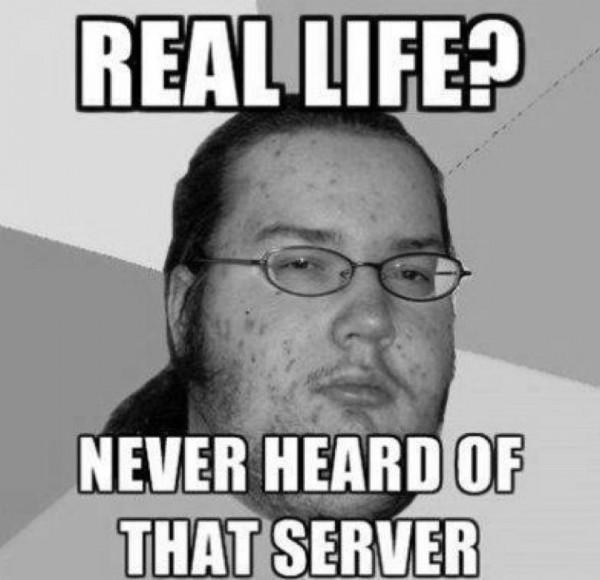 Video Game addiction meme