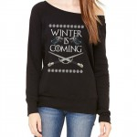 Winter is Coming, Ugly Christmas Sweater