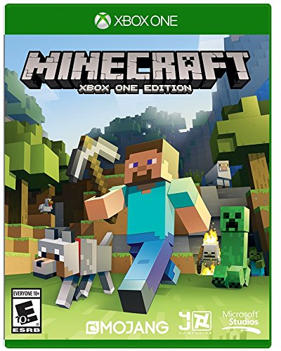 gifts for gamers Minecraft - Xbox One