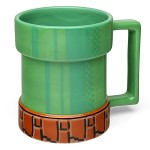 gifts for gamers under 20 bucks Level-Up Pipe Mug