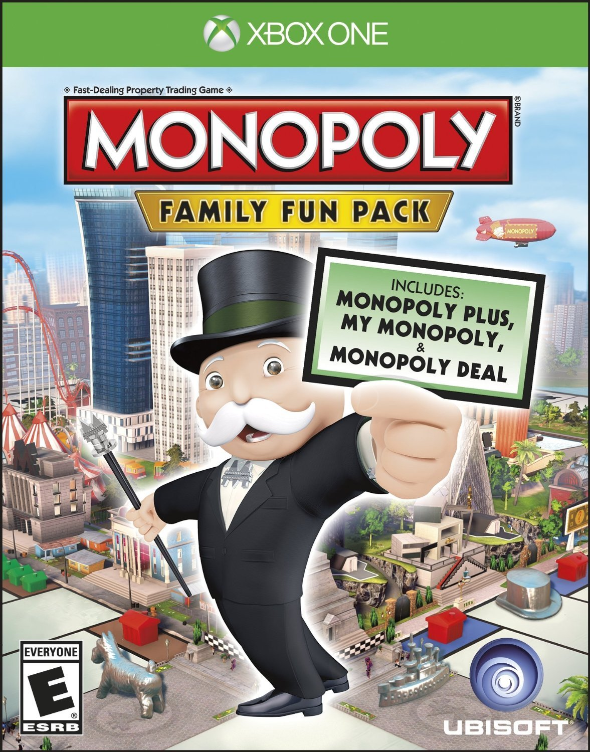 gifts for gamers under 20 bucks Monopoly For Xbox One