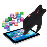 gifts for geeks under 30 bucks  Touchscreen Gloves for Smart Phone