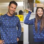 matching dreidel-hanukkah-sweater