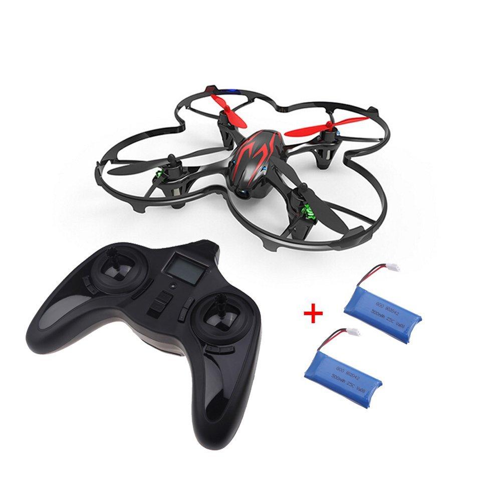 mini drone  Hubsan X4 H107C 2.4G 4CH 0.3MP Camera RTF RC Quadcopter