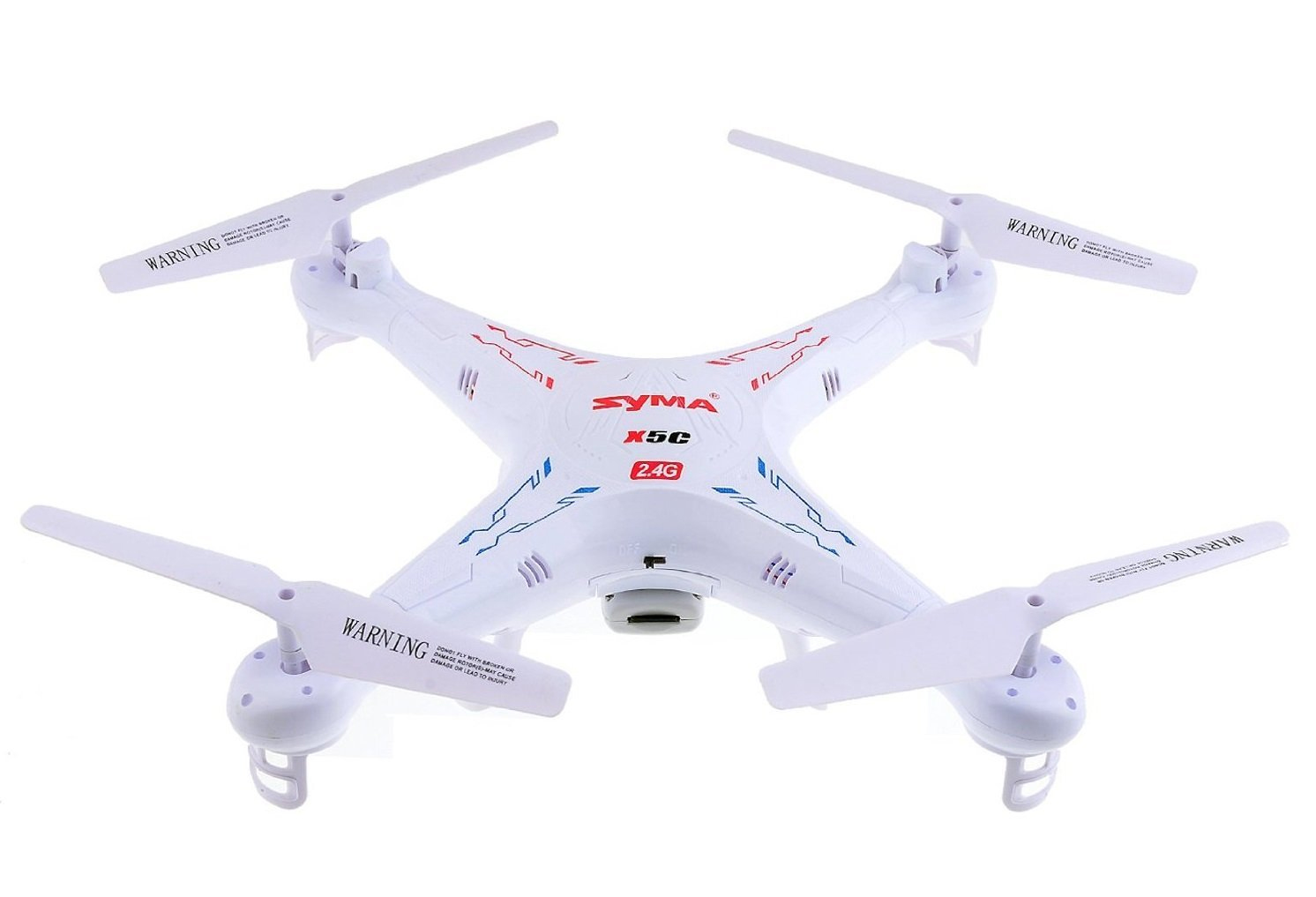 mini drone Syma X5C Explorers 2.4G 4CH 6-Axis Gyro RC Quadcopter With HD Camera