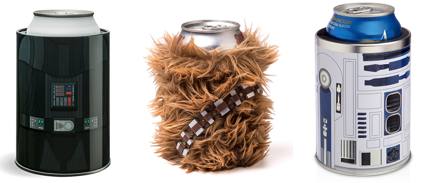 star watr Can Cooler