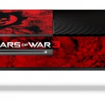 the best gifts for gamers Gears of War 3 Limited Edition Console Game Skin for Xbox One Console