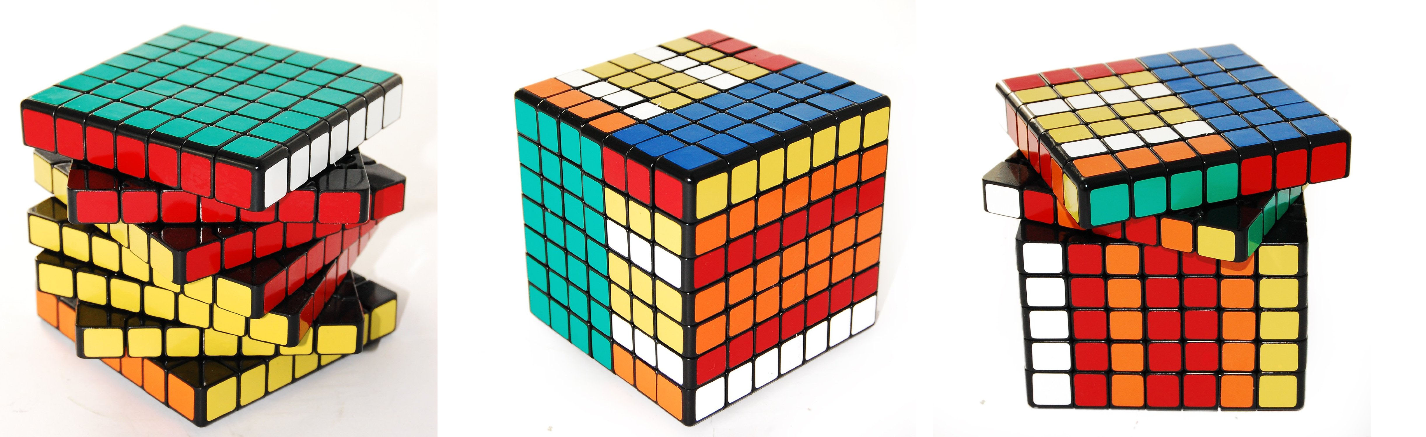 7X7 Rubik's Cube Type Puzzles