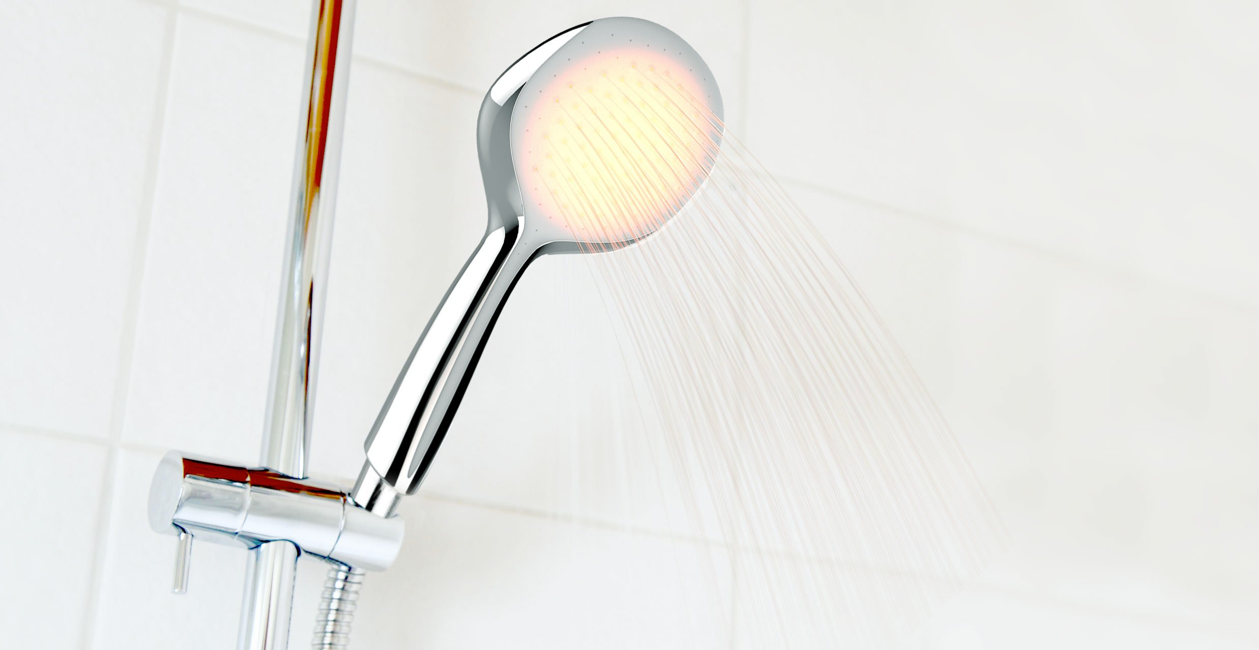 ANNOVATIVE GADGETS Hydrao The Smarter Shower Head