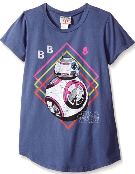 BB-8 Girls T-shirt