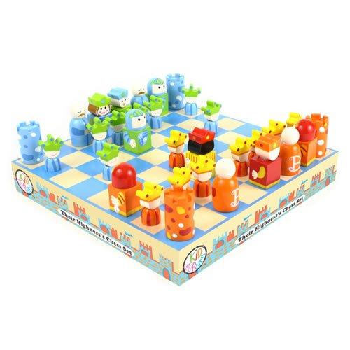Bead Bazaar Their Highness's Chess Set