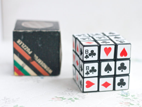 Cool Rubik's Cubes 3X3 5
