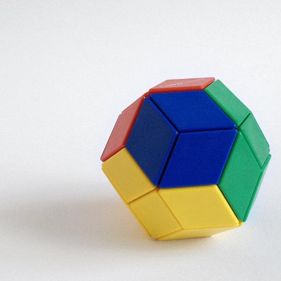 Cool Rubik's Cubes Google Chrome Edition