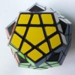 Cool Rubik's Cubes ShengShou Megaminx Speed Cube Puzzle