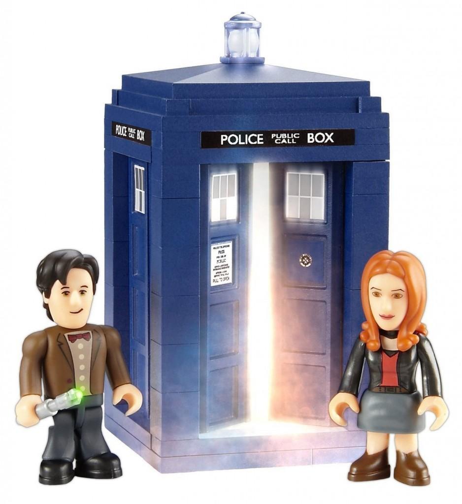 Doctor Who TARDIS Mini Construction Playset