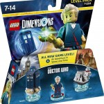 Dr. Who Level Pack – Lego Dimensions