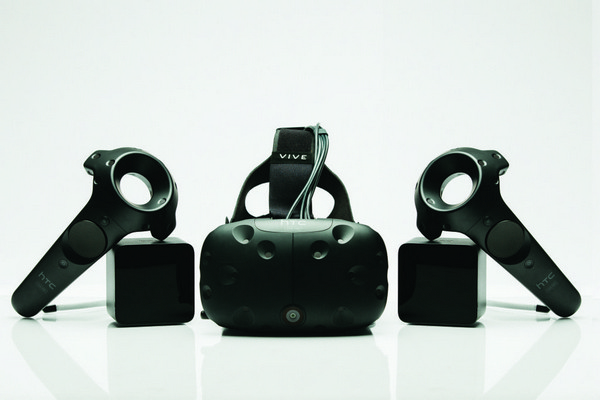 Virtual Reality devices - HTC Vive