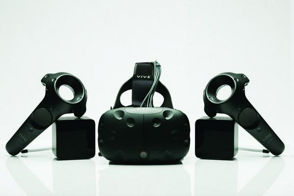 Virtual Reality devices - HTC Vive