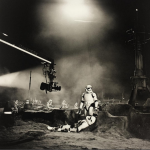 Force Awakens Behind the Scenes Photo