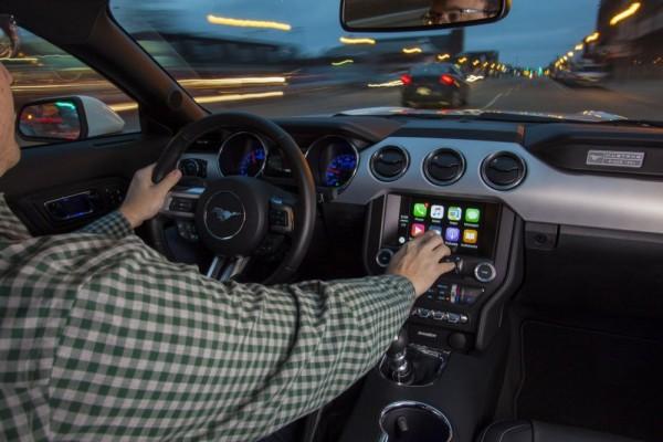 Ford CES 2016 Autonomous Cars 2