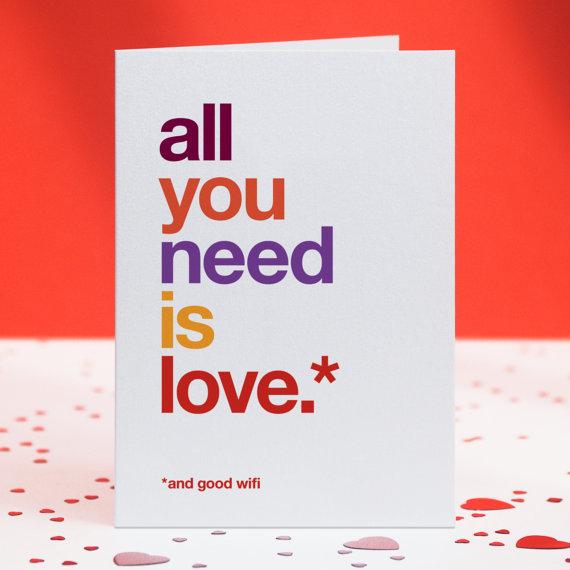 Funny Valentine card 18