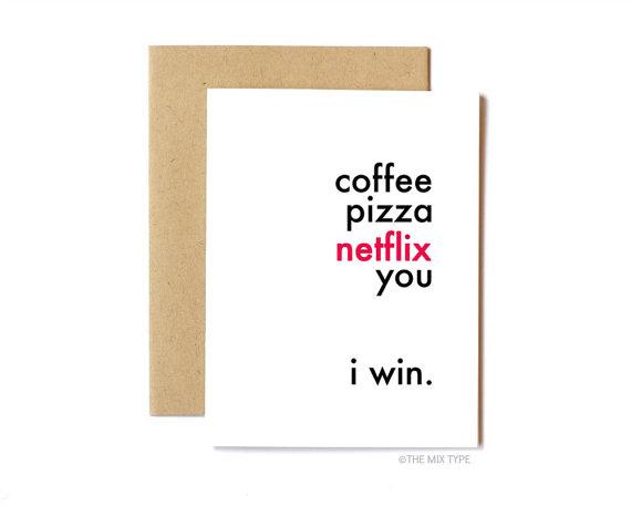 Funny Valentine's Day Card 6