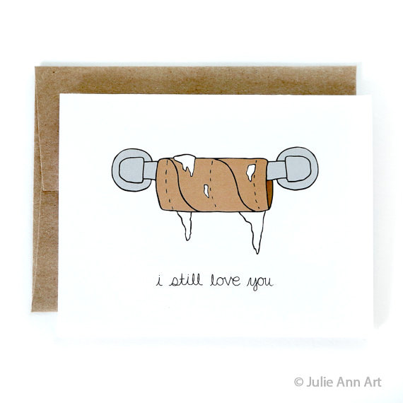 Funny Valentines Day Card 6