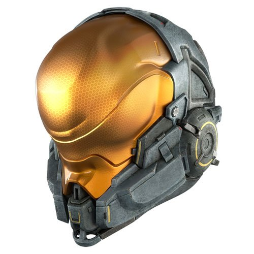Halo 5- Guardians Spartan Kelly-087 Helmet Prop Replica