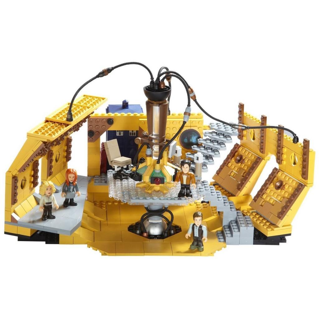 Lego Doctor Who Deluxe Tardis Playset