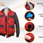 Marty McFly Self-Drying Jacket
