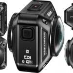 Nikon KeyMission 360 4K Action Camera CES 2016