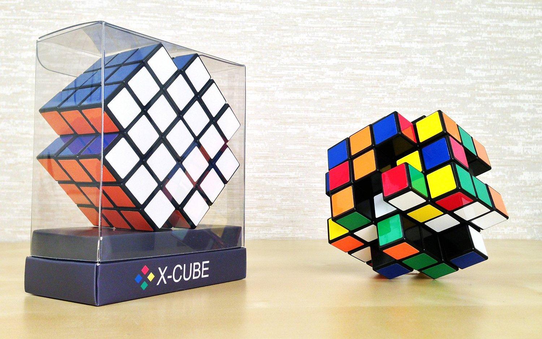 Rubik's Cube Type Puzzles 4