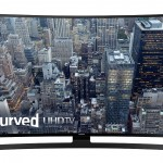 Samsung UN40JU6700 Curved 40-Inch 4K Ultra HD Smart LED TV