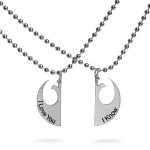 Star Wars I Love You – I Know Necklace