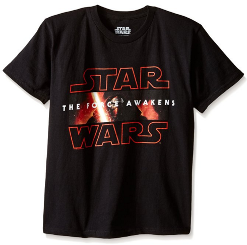 Star Wars The Force Awakens Dark Side T-Shirt