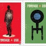 U.S. Post Office to Release 'Star Trek' Stamps 1