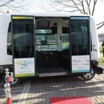 WEpod Driverless Shuttle 01