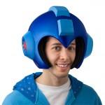 Wearable Mega Man Helmet- Scale Replica