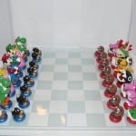 cool Chess Set Super Mario Bros Chess Set